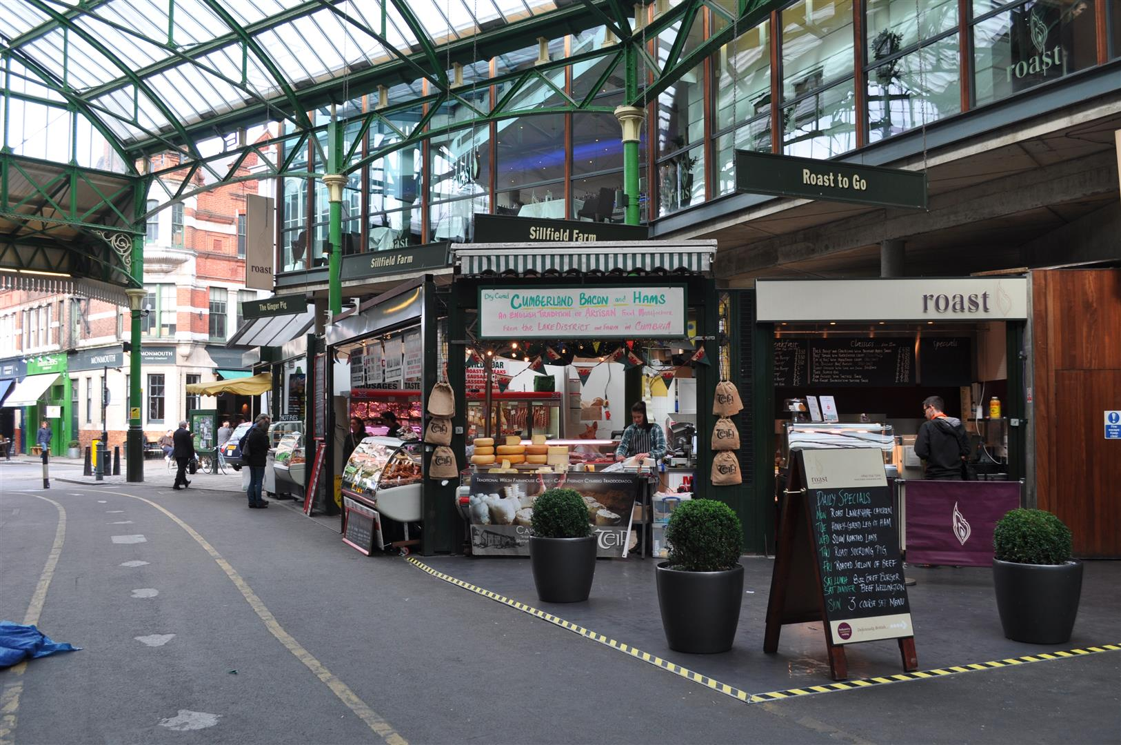 Borough Market, Southwark, London