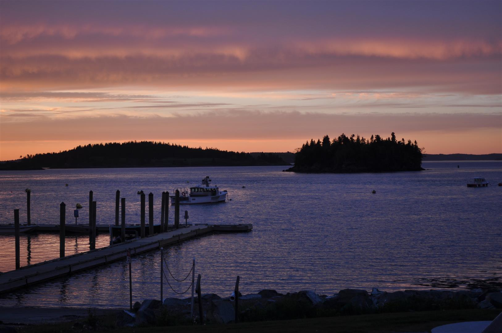 Sunset, Lubec, ME 2