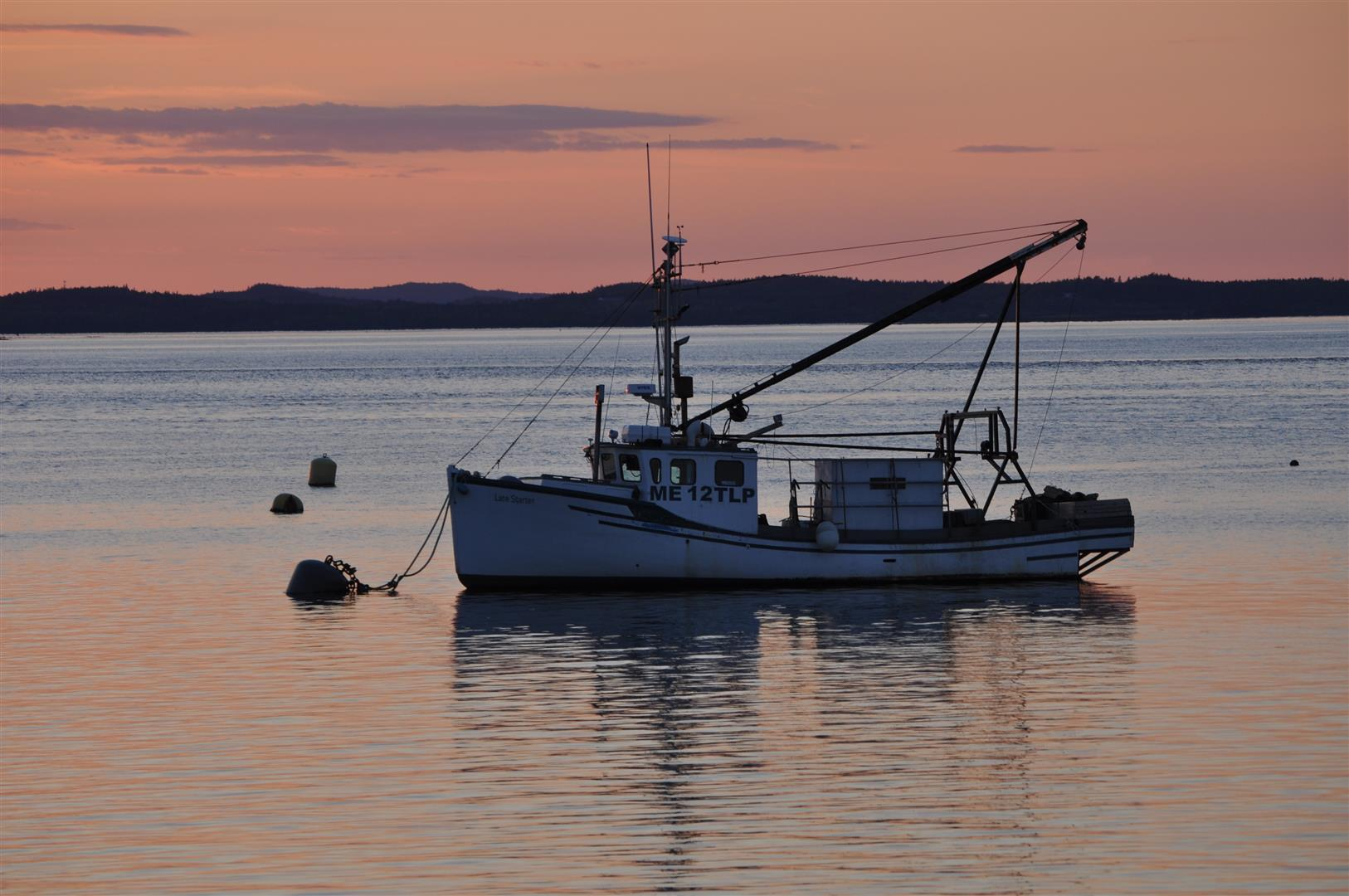 Fishing Boat, Lubec, ME