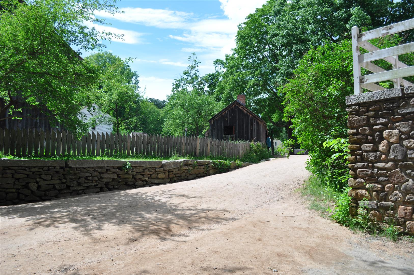 Road, Old Sturbridge Village
