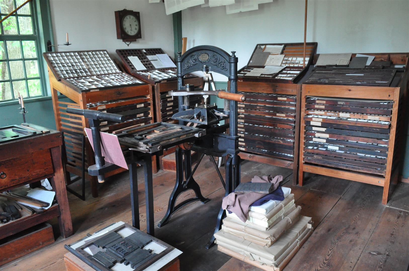 Printing Office 1