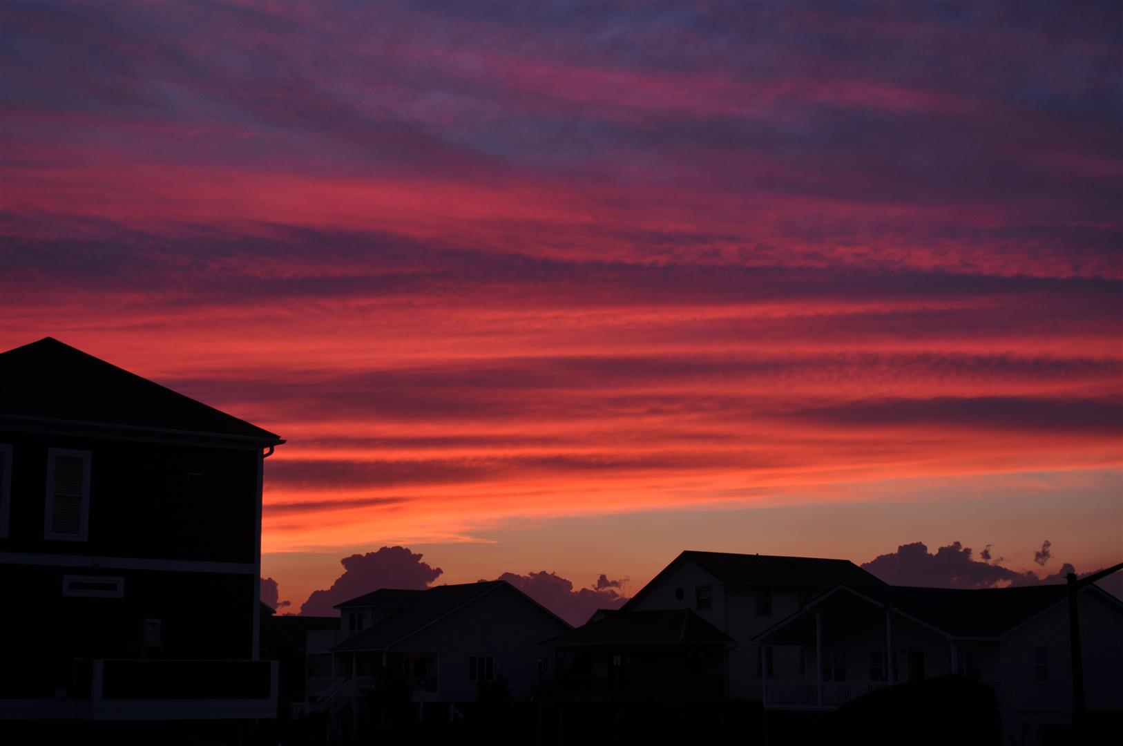 Oak Island Sunset 2
