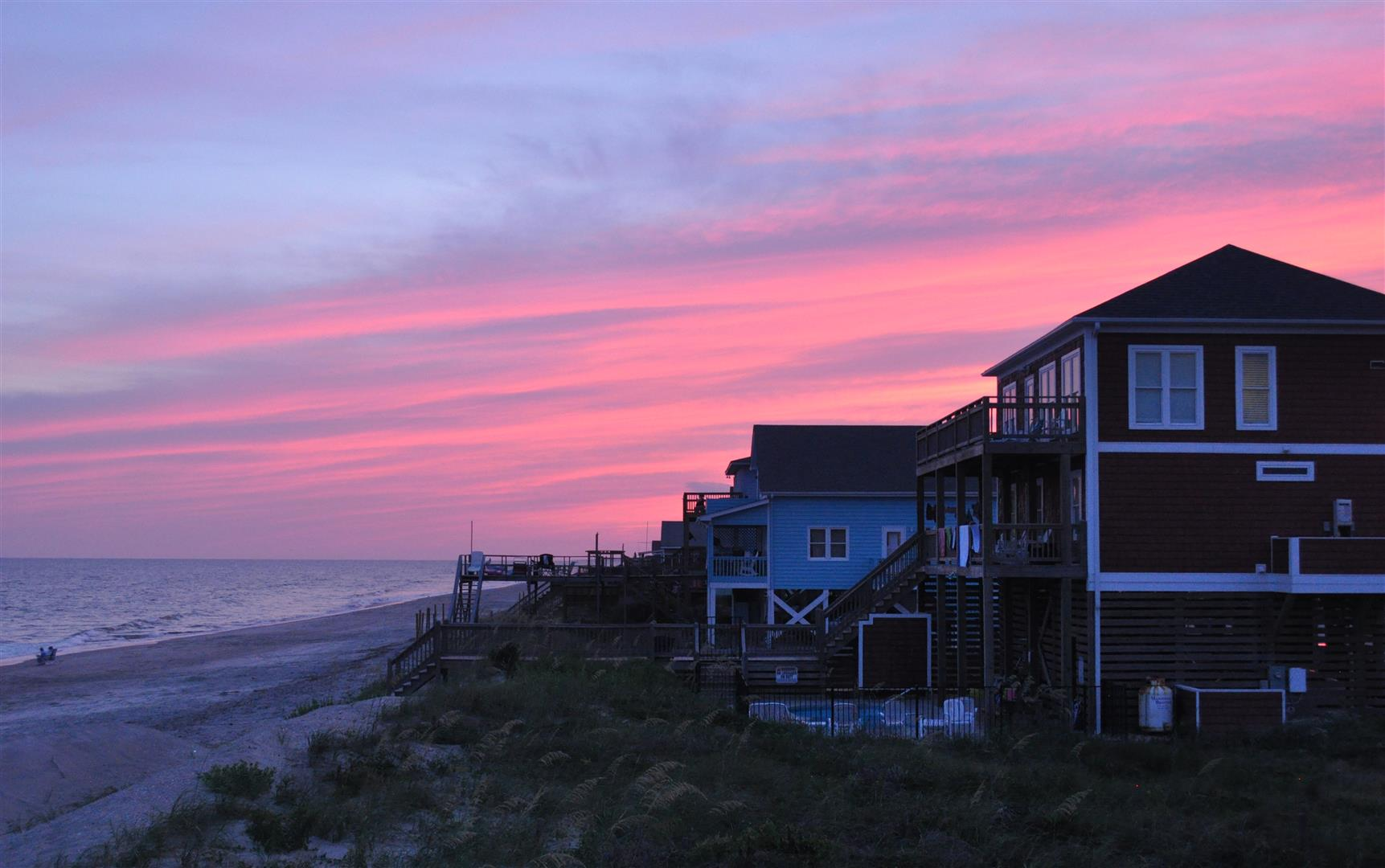 Oak Island Sunset 3