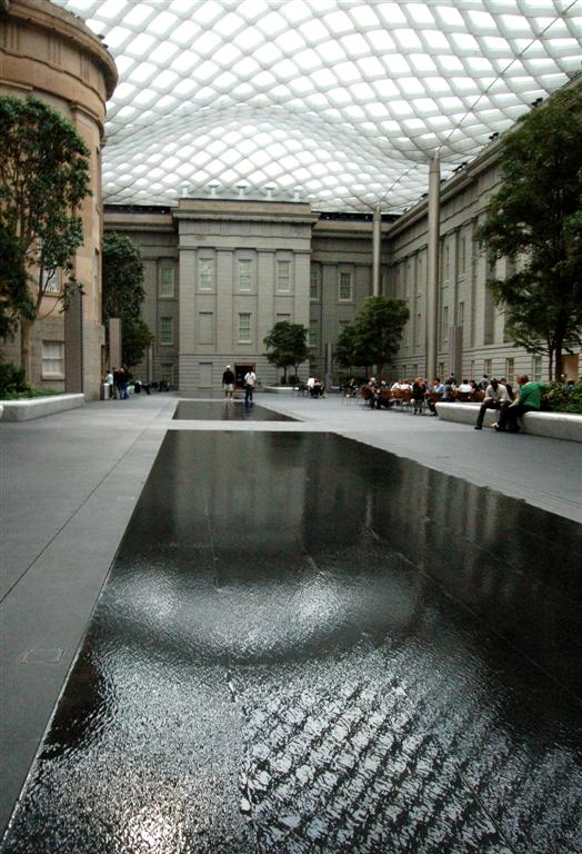 Portrait Gallery Courtyard