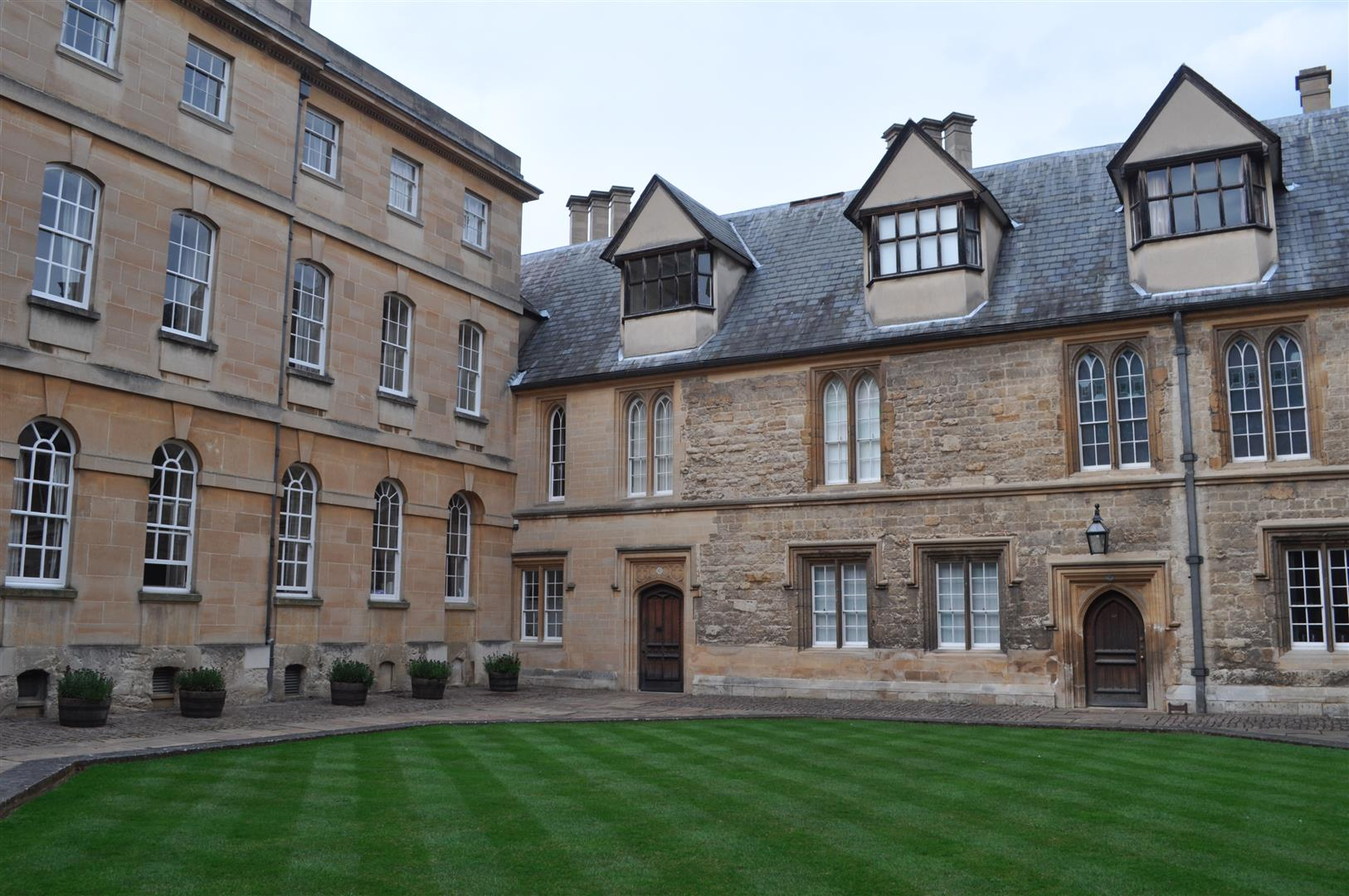 Trinity College 2, Oxford