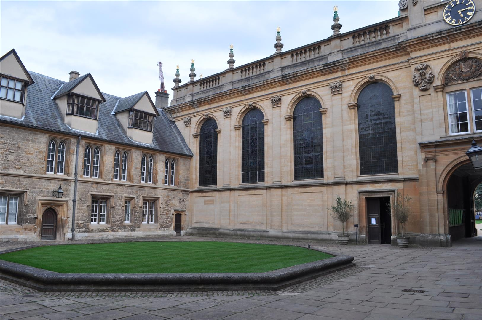 Trinity College 3, Oxford