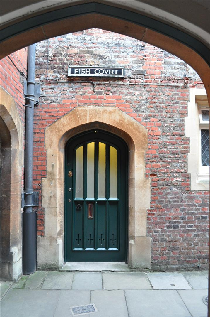 Fish Court 1, Hampton Court