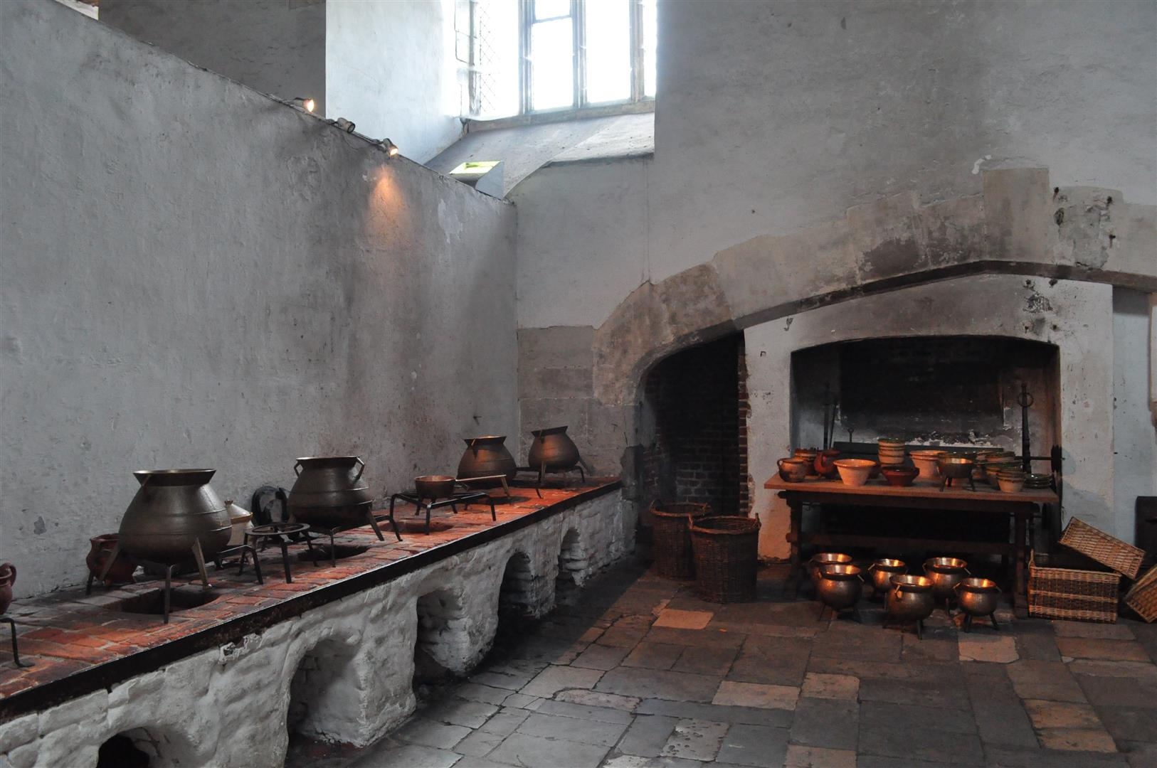 Kitchens 1, Hampton Court