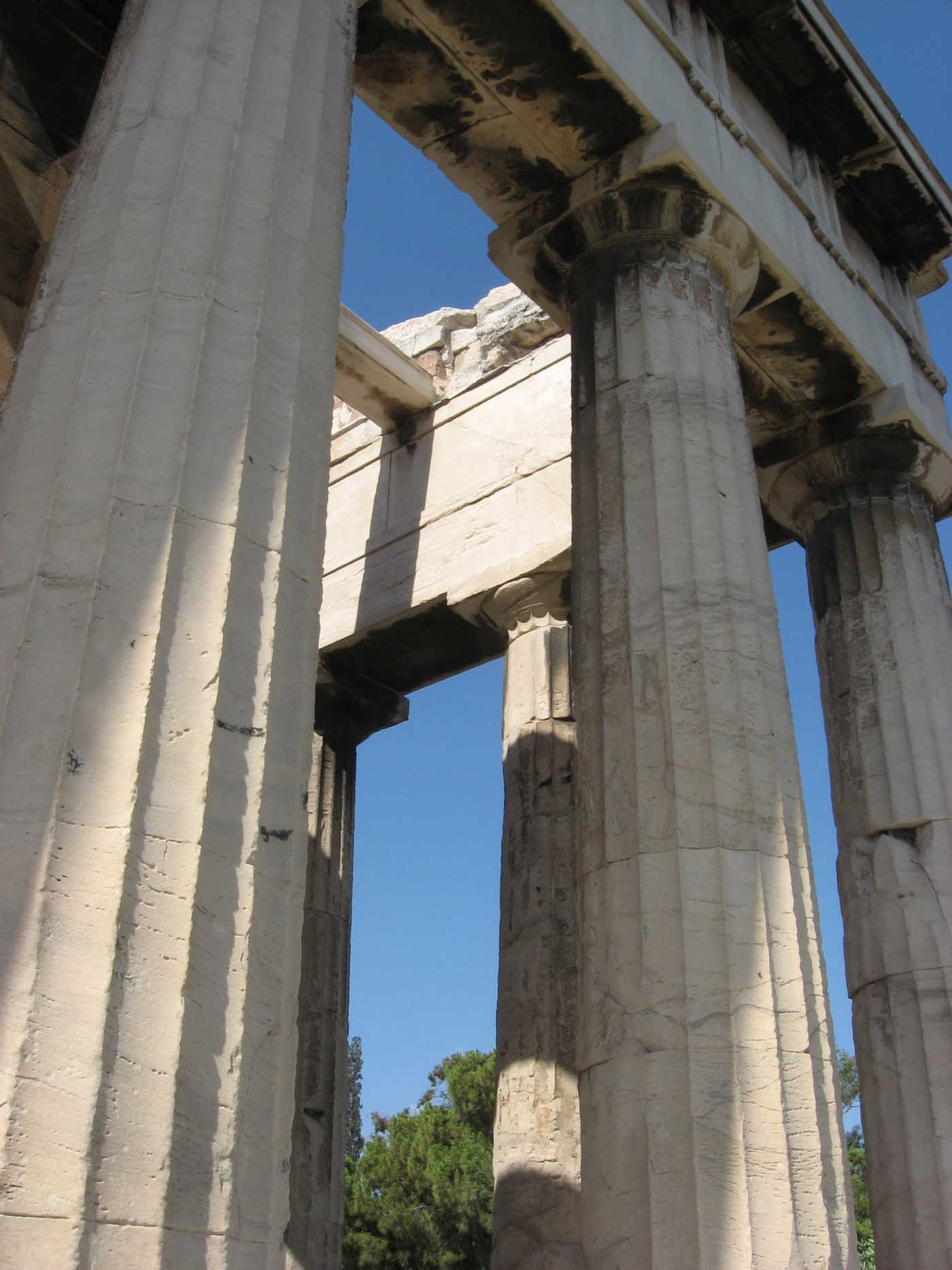 Temple of Hephaistos 3