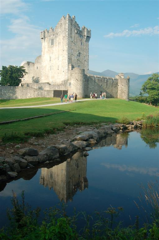 Ross Castle, Kilarney
