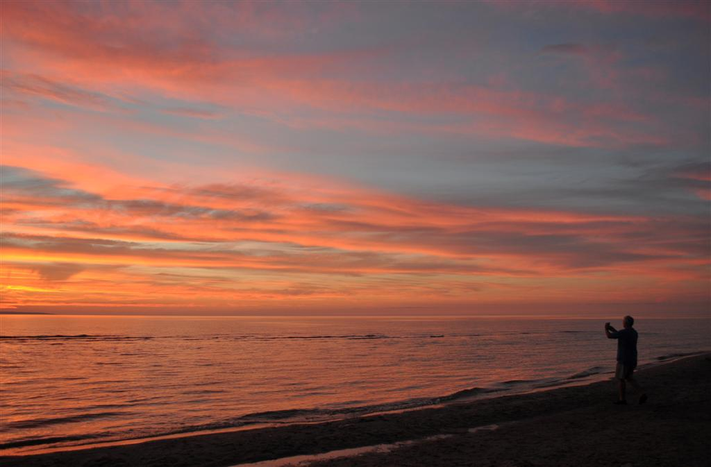 Lake Michigan Sunset 6