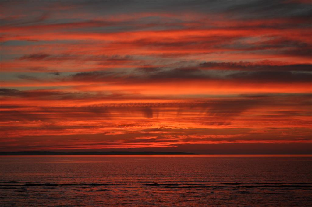 Lake Michigan Sunset 10