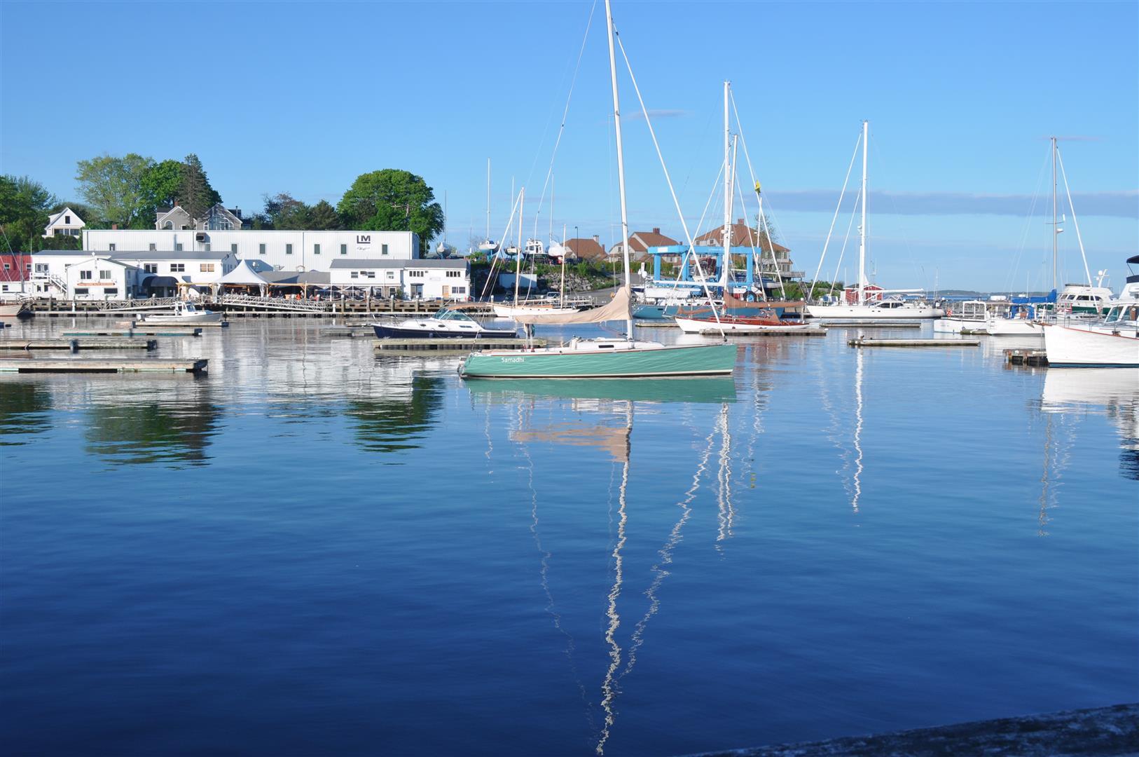 Harbor, Camden, ME 2