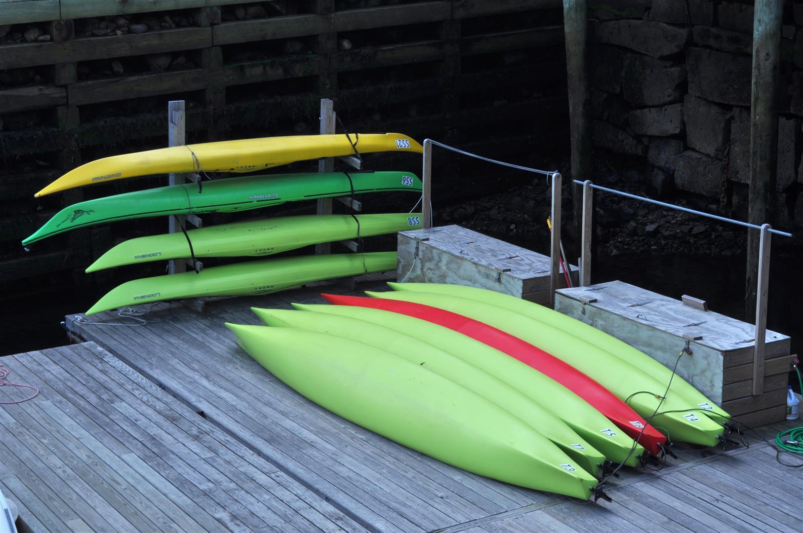 Kayaks, Camden, ME