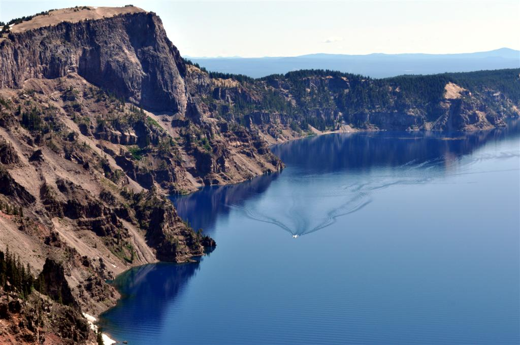 Crater Lake, Morning 4