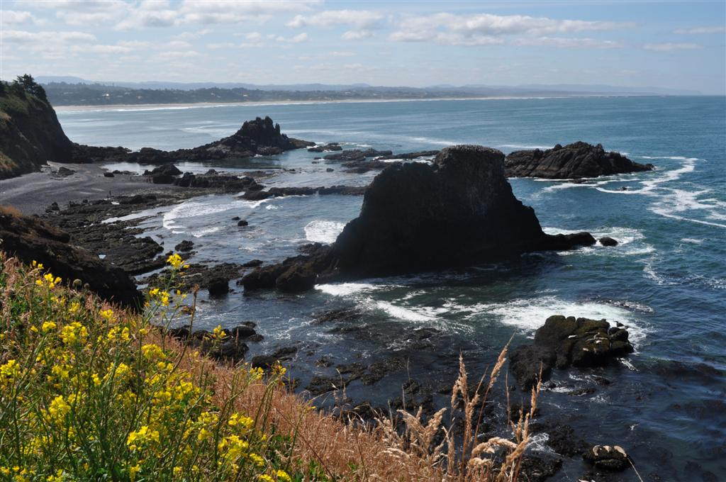 Oregon Coast, Yaquina Head  2