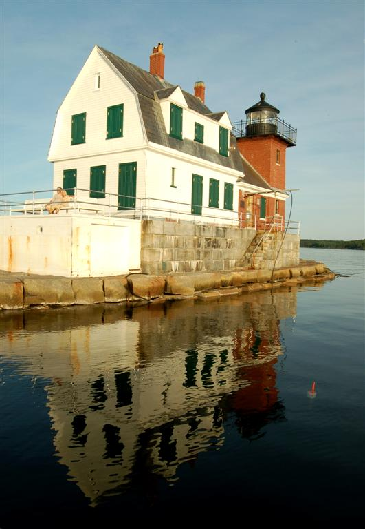 Breakwater Lighthouse, Rockland, ME